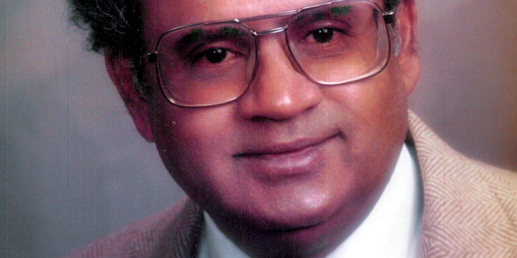 Ratnakar, Madhav T. Obit