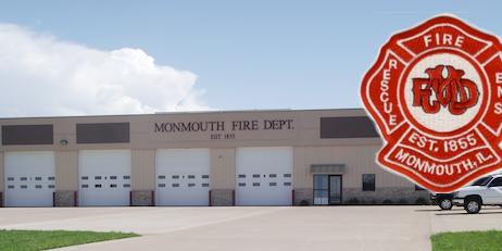 monmouthfire
