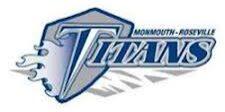 monmouth roseville titan logo